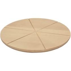 Доска круглая Vega для пиццы 340х340мм  К69