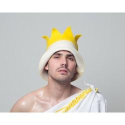 "Колпак банный ""Царь"", фетр"