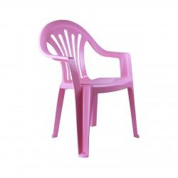 Кресло детское (розовый) М1226