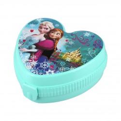 """Шкатулка """"Холодное сердце"""" (Disney) (бирюзовая)  М3242"""