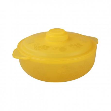 Чаша с крышкой Хозяюшка 2,5л. М576
