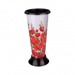 "Ваза для цветов под срезку ""Розы"" М2630"