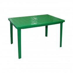 Стол прямоугольный (1200*850*750)(зелёный) М2600